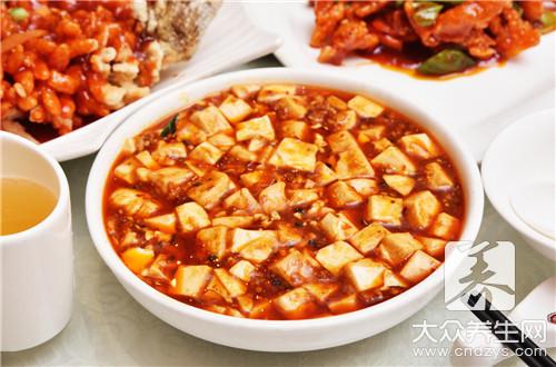 嫩豆腐热量