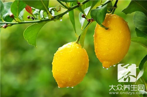 柠檬榨汁可以减肥吗