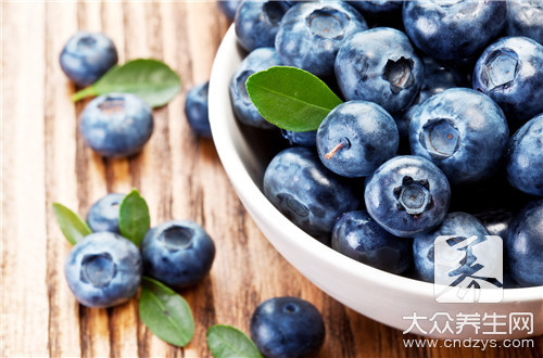 蓝莓酱的各种吃法大全