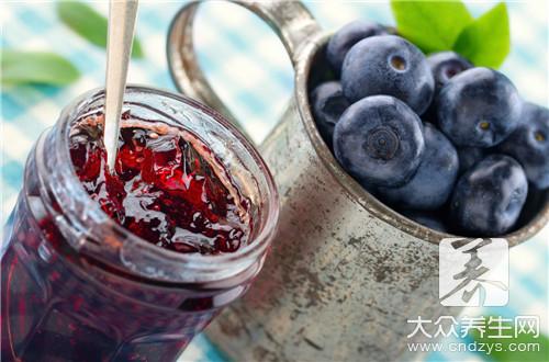 蓝莓酱怎么稀释