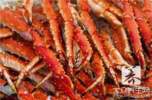螃蟹补肾吗