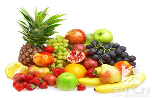 热量最高的水果