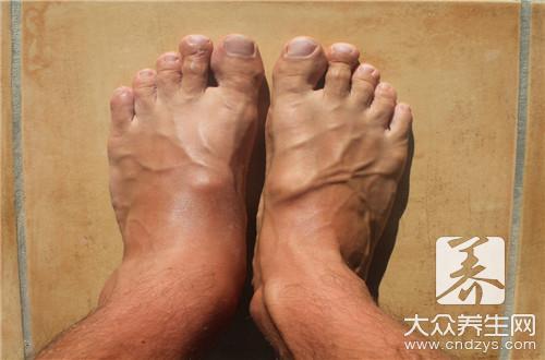 脚背胀痛是什么原因