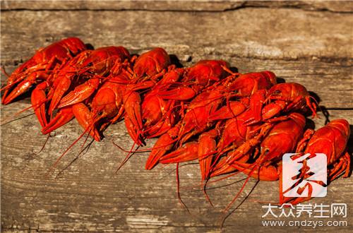 小龙虾和螃蟹一起吃吗?