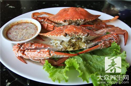 孕妇螃蟹吃多了怎么办