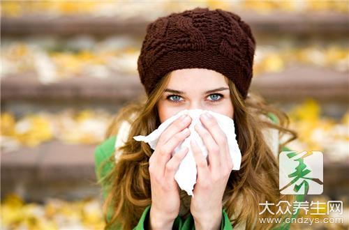 风寒感冒不能吃什么