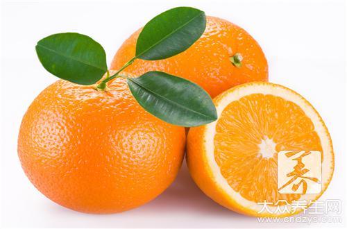 橙子败火吗