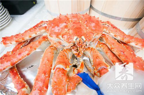 螃蟹吃什么