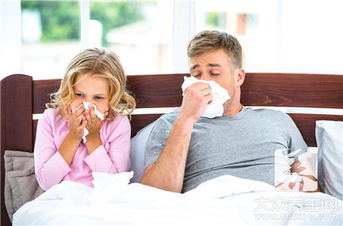 流鼻涕咳嗽