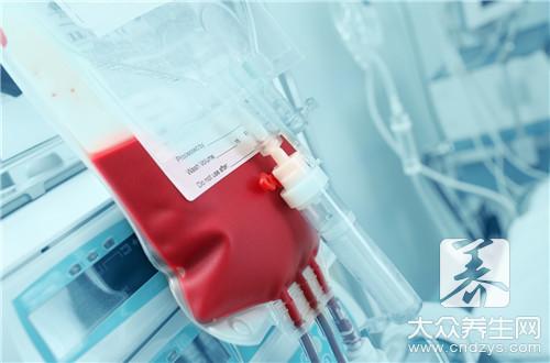 献血后爆瘦原因