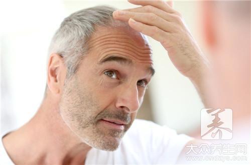 怎样预防白发