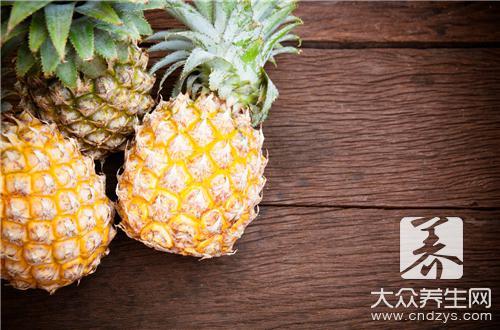 菠萝可以隔夜吃吗?保存好的才能吃!