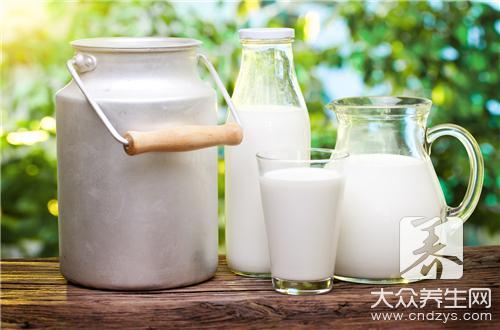 喝牛奶容易上火吗