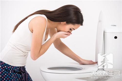 胃胀想吐怎么快速缓解