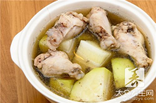 冬瓜汤的做法,这样做出来会更好吃